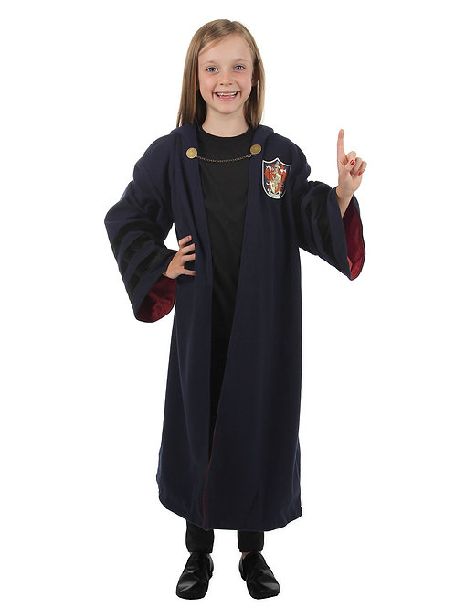 Fantastic Beasts Gryffindor House Robe Kid Female