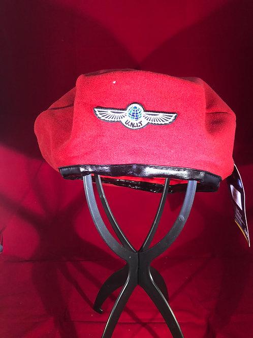 Red U.N.I.T. Hat