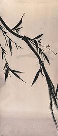 破竹,明胶卤化银Gelatin silver print,26x60_edite