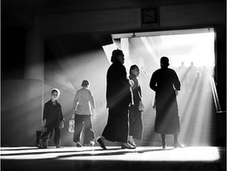 Fan Ho, Afternoon Chat, 1959