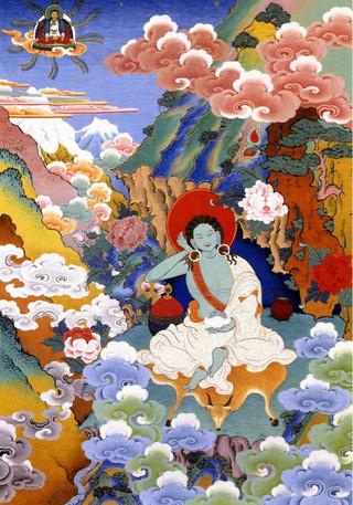 聖者ミラレパ  壮絶な修行 (1052-1135)