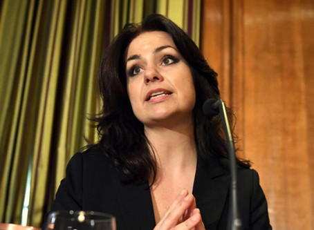 Independent Group of MPs would back Theresa May in a no-confidence vote, says Heidi Allen
