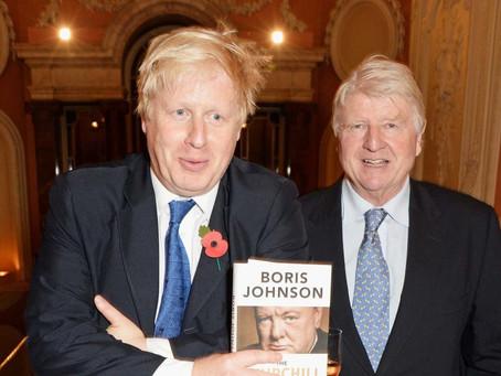 The Londoner: Tackling Covid? Johnson Snr has some novel advice
