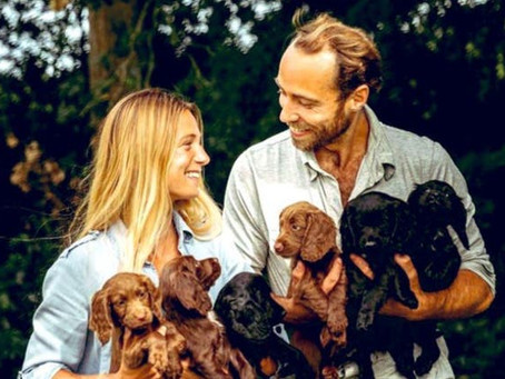 Londoner's Diary: James Middleton says he is troubled by cost of pandemic puppies
