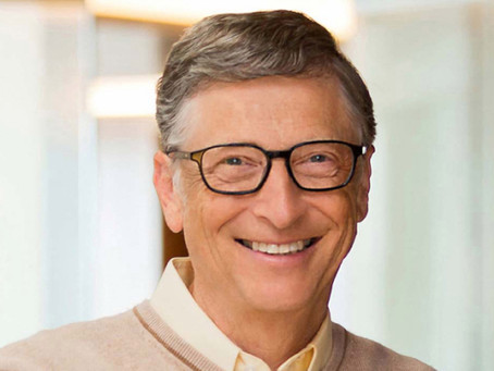 Finito World: BILL GATES FIND THE CURE