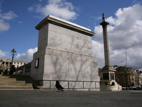 The Londoner: Temporary statues are hot right now, says Prue Leith
