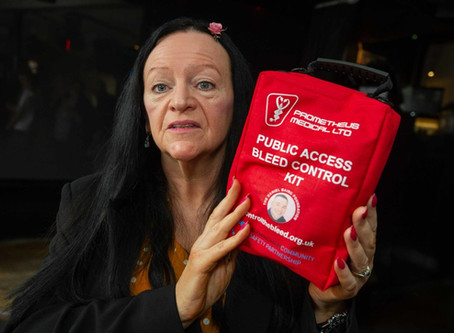McDonald's fits life-saving bleed control kits to combat knife crime epidemic after campaign by mum