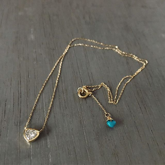 Redesigned ダイヤモンドネックレス