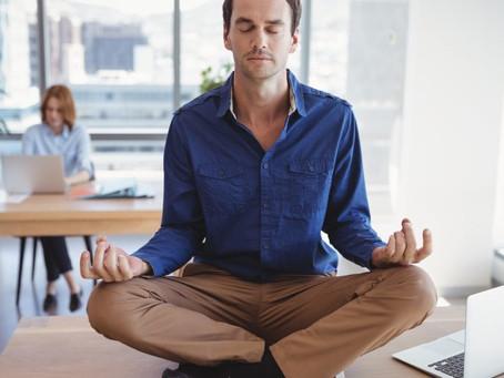 Estar relaxado é fundamental para uma vida saudável