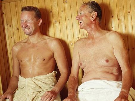 Você Tem Pressão Alta? Fazer Sauna Reduz o Risco do Problema