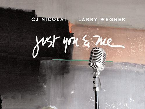 Just You & Me (hard copy CD)