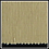 Thumbnail: Wheat Ribbed Weave Place Mat