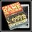 Thumbnail: Postage Stamp Edge Stone Magnet