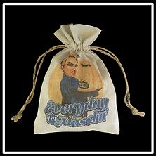 Custom Printed Linen Bag