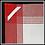 Thumbnail: Red Plaid White Background Kitchen Towel