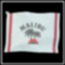 "Red Stripe Towel - 18""x28"" KT-400"