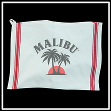 "Red Stripe Towel - 18""x28"" KT-400"