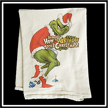 "Natural Flour Sack Towel - 30""x30"" FS-100"