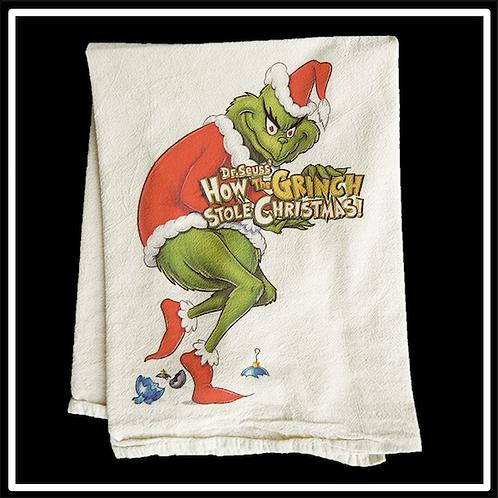 """Natural Flour Sack Towel - 30""""x30"""""""