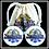 Thumbnail: Custom Printed Coaster Pouch Set