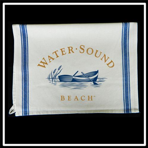 "Blue Stripe Kitchen Towel - 18""x28"""