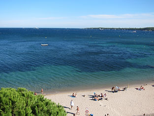 location appartement Cannes vue mer et plage Gazagnaire