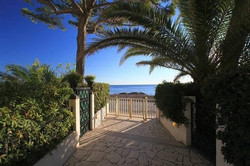 CANNES LOCATION VUE MER