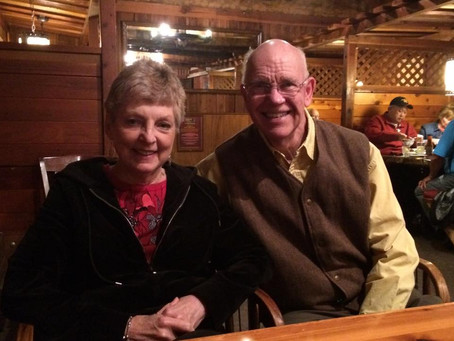 304: Bill and Tess Hagemann: Speaking lovingly to one another, even in their final moments.