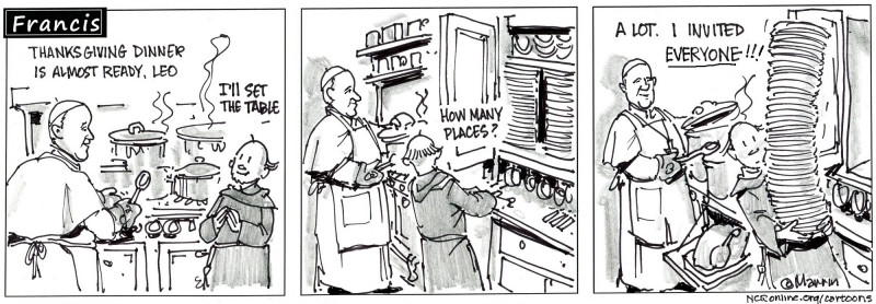 Francis Thanksgiving cartoon.jpg