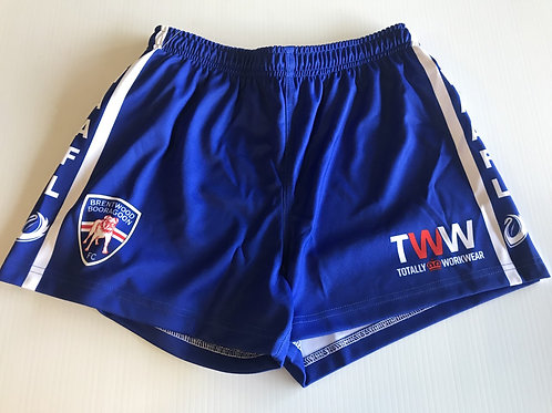 Home Playing Shorts - Blue