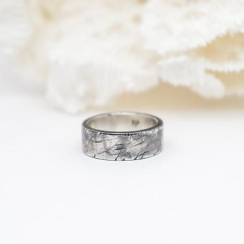 Flat Chunky Ring