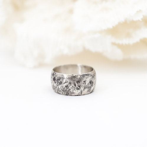 Wide Domed Ring