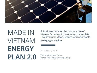 Made in Vietnam Energy Plan 2.0