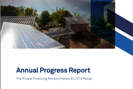 PFAN Report Highlights Progress on Climate and Clean Energy Investment