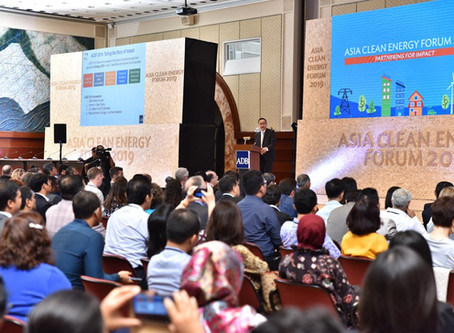 ACEF 2019 Draws Biggest Number of Participants in the History of the Forum