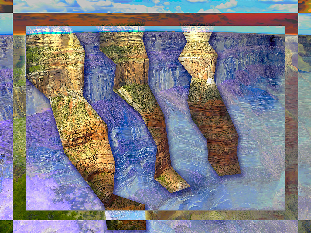 Ghost Waters of the Grand Canyon