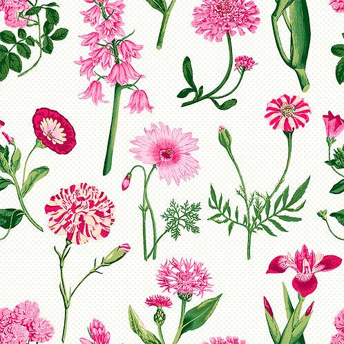 Amanda Floral 6523 Pink