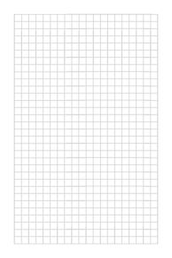 Grid Style Notebook Page