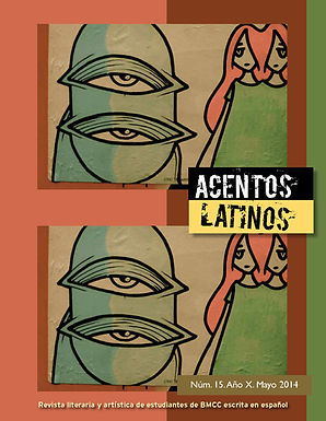 Magazine Design by Yolanda Fundora for Acentos Latinos