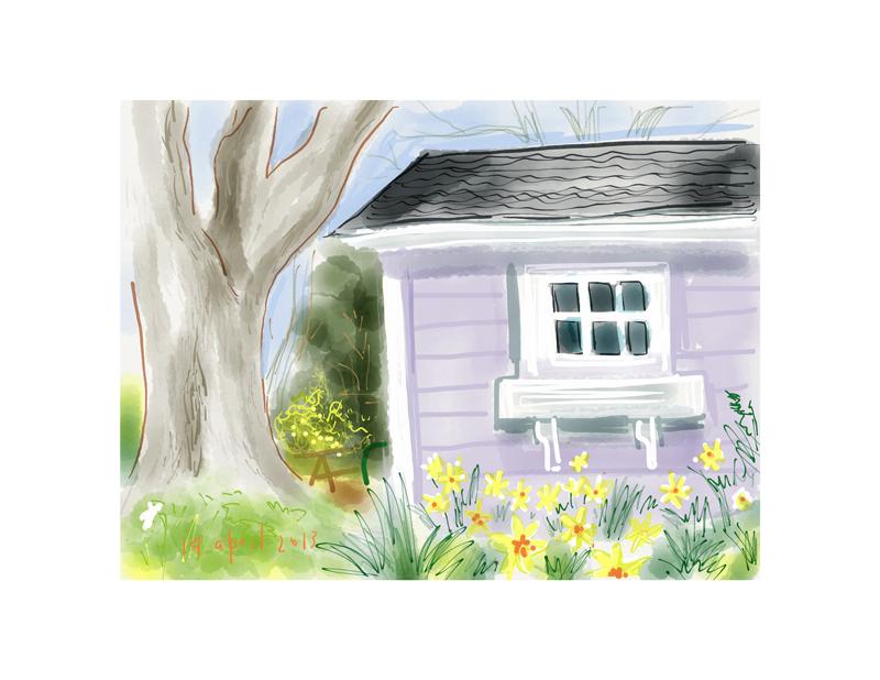 Spring in Marta's Garden