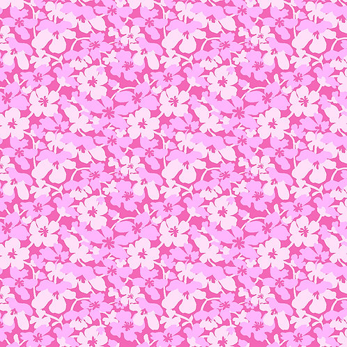 Small Flowers 6720-21 Pink