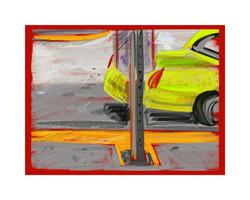 Bainbridge Island Taxi Stand