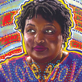 Stacey Abrams, politician