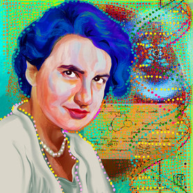 Rosalind Franklin, scientist