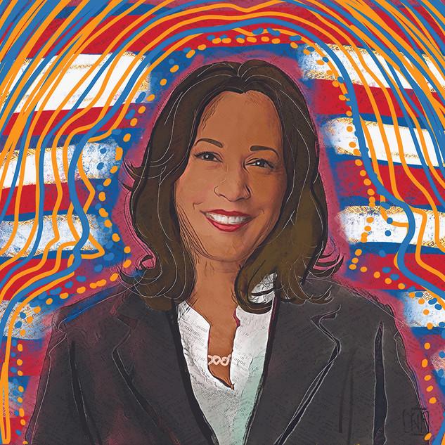 Kamala Harris, Vice-President