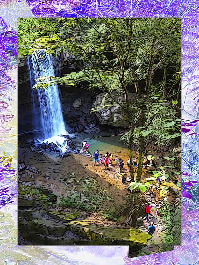 Waterfall Pilgrimage at Ohiopyle