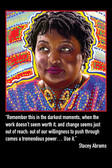 Stacey Abrams Quote