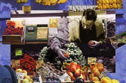 Quadrilatero Fruit Vendor