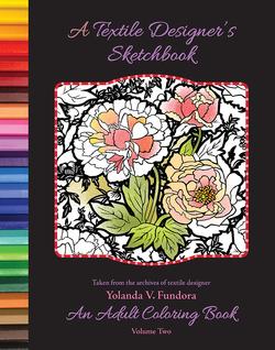 A Textile Designer's Coloring Book 2