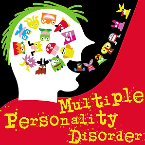 2016 Icon for DRT's Multiple Personality Disorder